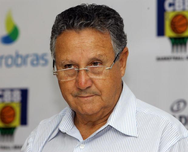 Carlos Nunes, presidente da CBB