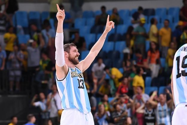 andres nocioni olimpíada argentina