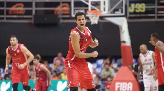 Lucas Dias: uma das grandes promessas do basquete brasileiro agora é do Paulistano (José Jimenez-Tirado/FIBA Américas)