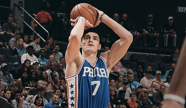 Ersan Ilyasova Philadelphia 76ers